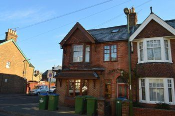 Thumbnail 2 bed flat to rent in New Street, Horsham, West Sussex