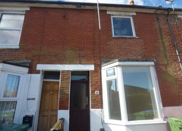 Thumbnail 2 bedroom end terrace house to rent in Mount Pleasant Road, Bevois Valley, Southampton