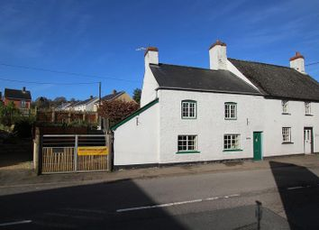 Thumbnail 2 bed semi-detached house for sale in Llyswen, Brecon