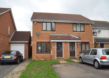 Thumbnail 2 bed semi-detached house for sale in Westmacott Drive, Feltham