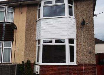 Thumbnail 2 bed town house to rent in High Firs Road, Sholing, Southampton