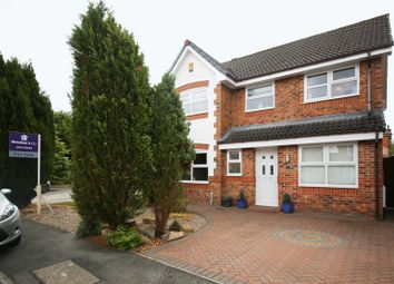 Thumbnail 4 bed detached house for sale in Templegate Close, Standish, Wigan