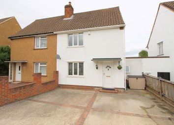 Thumbnail 2 bed semi-detached house for sale in Betterton Drive, Sidcup