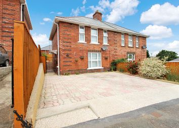 Thumbnail 3 bed semi-detached house for sale in Hawthorn Road, Exeter