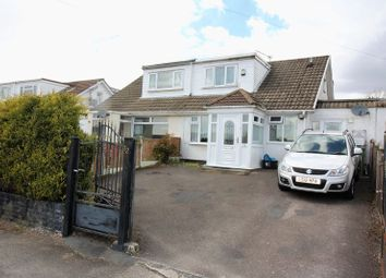 Thumbnail 3 bed semi-detached house for sale in The Links, Trevethin, Pontypool
