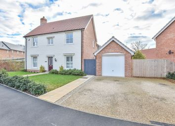 Thumbnail 4 bed detached house for sale in Dragonfly Drift, Stanway, Colchester, Essex
