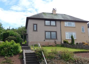 Thumbnail 3 bed semi-detached house for sale in Queens Road, Eyemouth