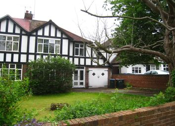 Thumbnail 4 bed semi-detached house for sale in Stamford Avenue, Styvechale, Coventry