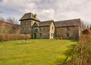Thumbnail 5 bed end terrace house for sale in Mill House, Mains Of Comrie, Keltneyburn, Aberfeldy