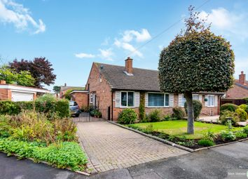 Thumbnail 2 bed semi-detached bungalow for sale in Metfield Close, Tamworth