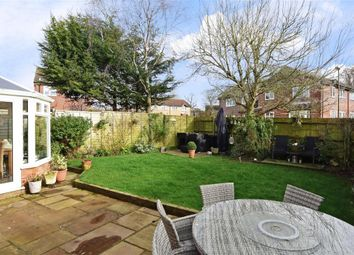 Thumbnail 4 bed detached house for sale in Leeds Close, Southwater, West Sussex