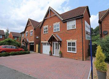 4 bed detached house for sale in Welbeck Close, Monkston, Milton Keynes MK10