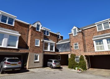 Thumbnail 4 bed town house for sale in Foxton Court, Cleadon, Sunderland