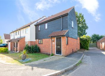 Thumbnail 4 bed end terrace house for sale in Fairbank Close, Ongar, Essex