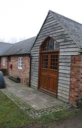 Thumbnail 1 bed cottage to rent in Heather Road, Shackerstone