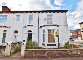 Thumbnail 3 bed terraced house for sale in Claremont Road, Salford