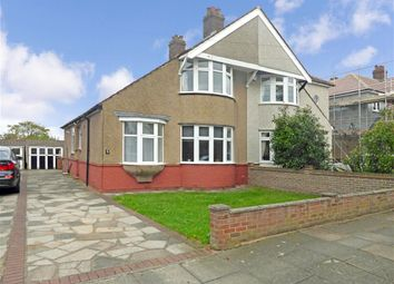 Thumbnail 3 bed semi-detached house for sale in Cornwall Avenue, Welling, Kent