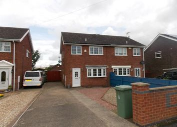 Thumbnail 3 bed semi-detached house for sale in Woodlands Avenue, Immingham