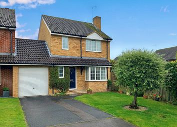 Thumbnail 3 bed detached house for sale in Wellesbourne Close, Abingdon