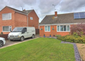 Thumbnail 2 bed bungalow for sale in Cherry Tree Close, Countesthorpe, Leicester