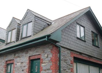 Thumbnail 2 bed flat to rent in Chapel Street, Camelford