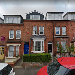 Thumbnail 5 bed terraced house to rent in 121 Dunluce Avenue, Belfast