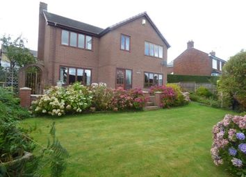 Thumbnail 4 bed detached house for sale in Rogers Lane, Gwersyllt, Wrexham, Wrecsam