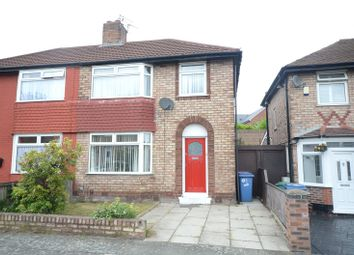 Thumbnail 3 bed semi-detached house for sale in Rudyard Road, Knotty Ash, Liverpool