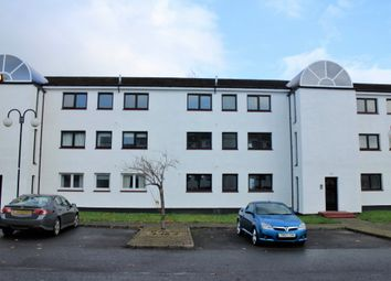 Thumbnail 3 bed flat for sale in Kildonan Court, Newmains, Wishaw