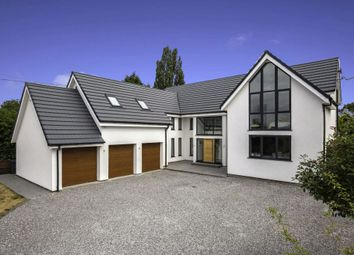Thumbnail 4 bed detached house for sale in Longford Lane, Longford