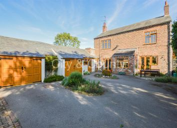 Thumbnail 4 bed detached house for sale in High Street, Moulton, Spalding