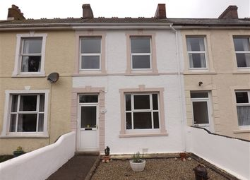 Thumbnail 3 bed terraced house to rent in Enys Road, Camborne