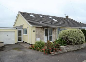 Thumbnail 4 bed semi-detached bungalow for sale in Fosseway Gardens, Westfield, Radstock