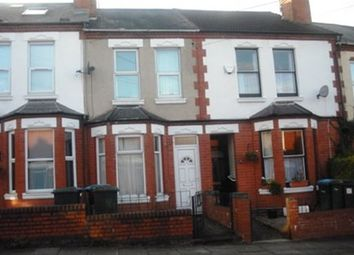 Thumbnail 2 bedroom property to rent in Stanway Road, Earlsdon, Coventry