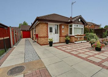 Thumbnail 2 bed detached bungalow for sale in Shropshire Close, Hull