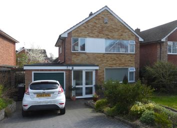 Thumbnail 3 bedroom detached house for sale in Russell Close, Holmer, Hereford
