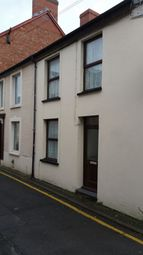 Thumbnail 2 bed terraced house to rent in Queens Terrace, Cardigan