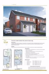 Thumbnail 2 bed end terrace house for sale in Scott Plus, Brunel Wood, Pentrechwyth