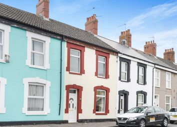 Thumbnail 3 bedroom terraced house for sale in Holmesdale Street, Cardiff