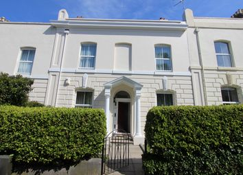 Thumbnail 2 bed flat for sale in 43 Haddington Road, Plymouth, Devon