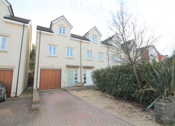 Thumbnail 4 bed end terrace house for sale in Springfield Road, Portishead, North Somerset