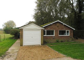 Thumbnail 3 bed bungalow to rent in Buxton Road, Horstead, Norwich