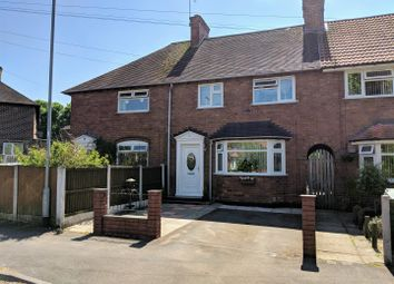 Thumbnail 3 bed terraced house for sale in Alliance Street, Stafford