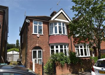 Thumbnail 3 bed semi-detached house to rent in Chandos Road, London