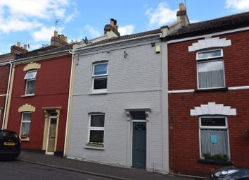 Thumbnail 2 bed terraced house for sale in Hanover Street, Bristol
