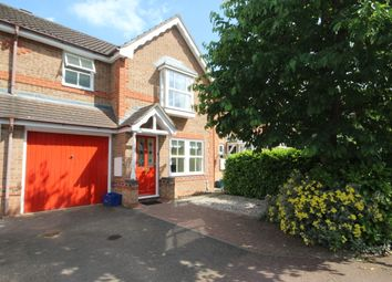 Thumbnail 3 bed semi-detached house for sale in Tewkesbury Close, Loughton