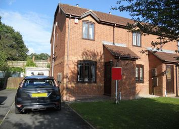 Thumbnail 2 bed town house to rent in Raven Close, Riddings, Alfreton