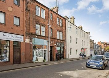 Thumbnail 1 bedroom flat for sale in Kyle Street, Ayr, South Ayrshire