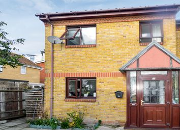 Thumbnail 4 bed end terrace house to rent in Temple Close, London