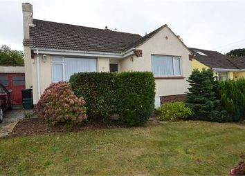 Thumbnail 2 bed detached bungalow for sale in Moorland View, Newton Abbot, Devon.